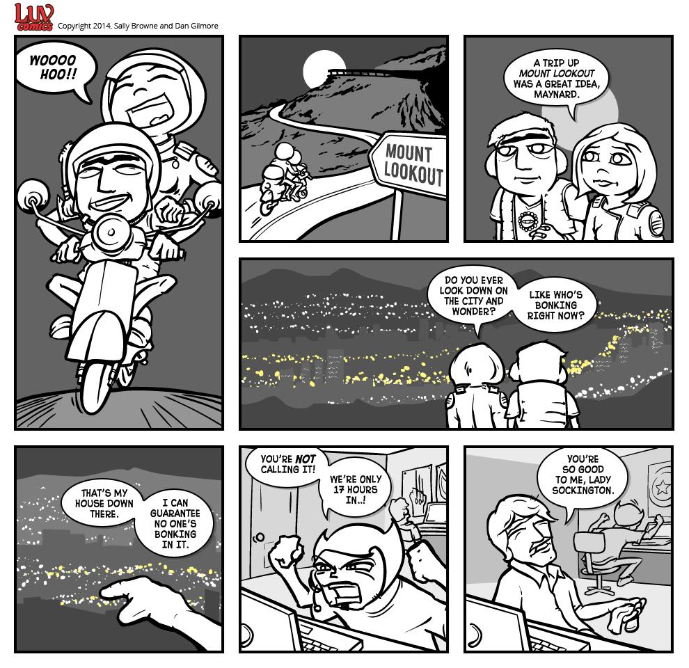 LUV Comics